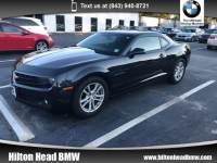 2013 Chevrolet Camaro LT * Clean Trade In * Back-up Camera * Moonroof * Coupe Rear-wheel Drive