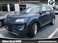 2016 Ford Explorer XLT * Clean One Owner Trade In * Navigation * Back SUV Front-wheel Drive