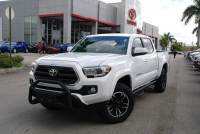 Pre-Owned 2017 Toyota Tacoma SR5 Rear Wheel Drive Crew Cab Pickup