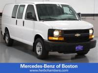 2016 Chevrolet Express 2500 Cargo Van in Boston