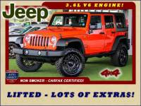 2015 Jeep Wrangler Unlimited Sport 4X4- LIFTED - LOTS OF EXTRA$!