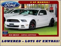 2013 Ford Mustang GT Premium - LOWERED - LOT$ OF EXTRA$!