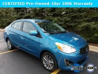 Used 2018 Mitsubishi Mirage G4 For Sale in Downers Grove Near Chicago | Stock # PD10621