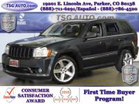 2007 Jeep Grand Cherokee SRT-8 6.1L V8 4WD W/Leather SunRoof