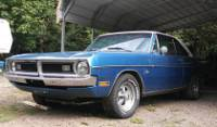 1971 Dodge Dart Swinger 2 Dr HiPo 318. Highly Optioned