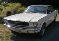 1965 Ford Mustang Coupe – Original Paint Survivor