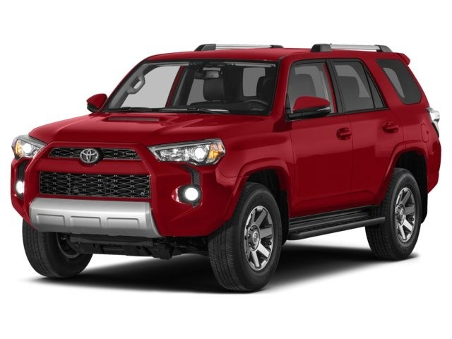 Photo Used 2016 Toyota 4Runner TRD Pro Sport Utility 6 4WD in Tulsa, OK