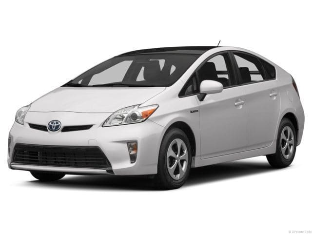 Photo Used 2015 Toyota Prius Four For Sale Chicago, IL