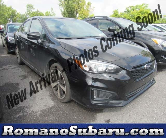 Photo 2018 Subaru Impreza 2.0i Sport Premium for sale in Syracuse, NY