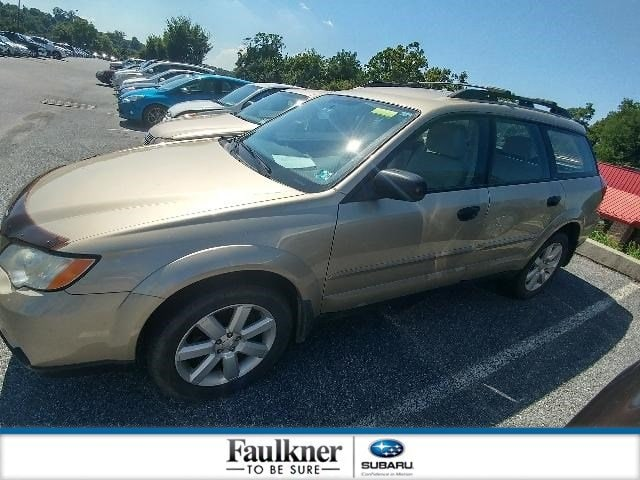 Photo Used 2009 Subaru Outback Special Edtn in Harrisburg