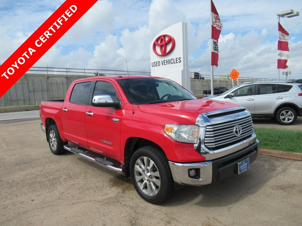 Photo Certified 2014 Toyota Tundra Limited Truck RWD For Sale