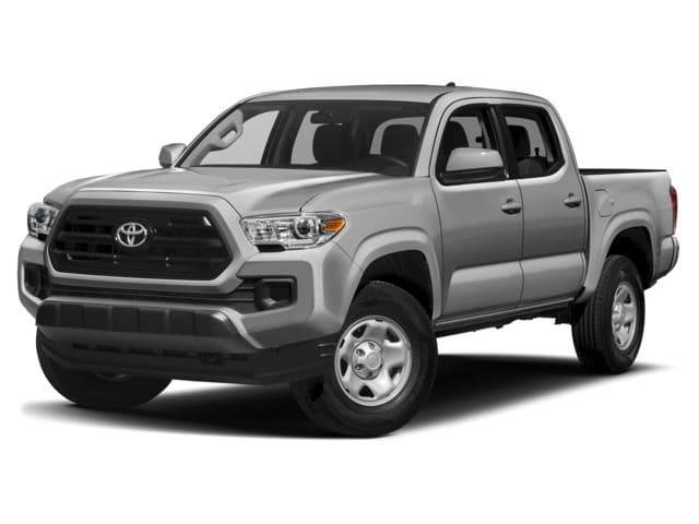 Photo Certified 2017 Toyota Tacoma SR Truck Double Cab near Atlanta GA