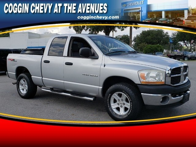 Photo Pre-Owned 2006 Dodge Ram 1500 TRX4 Off-Road in Jacksonville FL