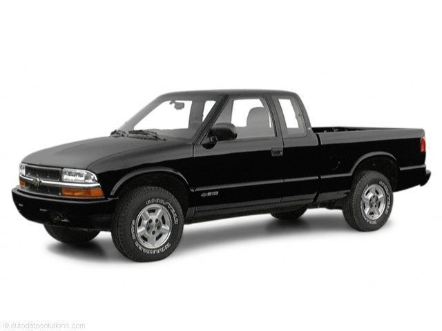 Photo 2001 Chevrolet S-10 Truck Extended Cab in New Port Richey, FL