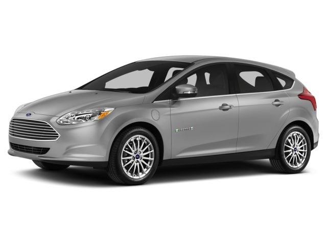 Photo Used 2014 Ford Focus Electric ELECTRIC Hatchback For Sale in Valencia