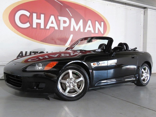 Photo 2002 Honda S2000 Base Convertible