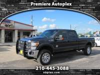 2014 Ford F-350 SD Crew Cab Lariat Lifted 4x4 6.7L Powerstroke Diesel