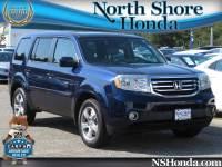 2013 Honda Pilot EX-L 4WD SUV