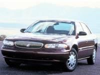 1999 Buick Century Custom Car FWD