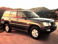 2000 LEXUS LX 470 Base SUV in Lynnfield