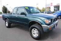 Used 1997 Toyota Tacoma Xtracab V6 Manual 4WD For Sale Salem, OR