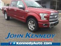 2015 Ford F-150 Platinum SuperCrew EcoBoost V6 GTDi DOHC 24V Twin Turbocharged Feasterville, PA