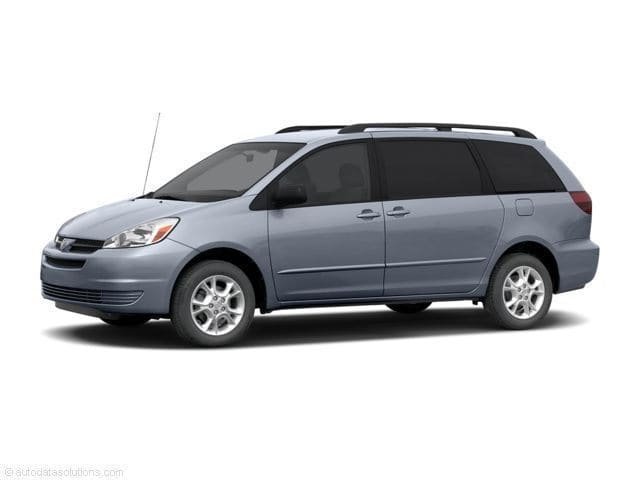 Photo Used 2005 Toyota Sienna For Sale  Serving Thorndale, West Chester, Thorndale, Coatesville, PA  VIN 5TDZA23C05S347578