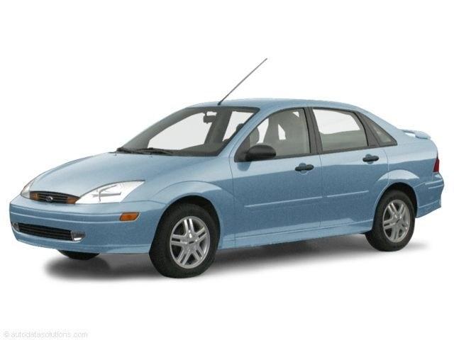 Photo 2000 Ford Focus SE For Sale in San Antonio, TX