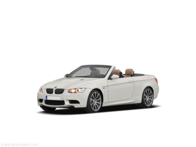 Photo 2011 BMW M3 Base Convertible For Sale In Owings Mills