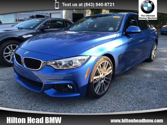 Photo 2016 BMW 428i Gran Coupe 428i  BMW CPO Warranty  One Owner  M Sport  Na Gran Coupe Rear-wheel Drive