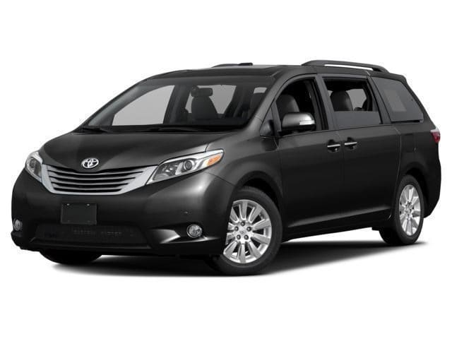 Photo Certified Pre-Owned 2017 Toyota Sienna Limited Premium in Brook Park, OH Near Cleveland