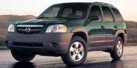 Pre-Owned 2001 Mazda Tribute DX 4WD
