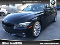 2015 BMW 3 Series 320i * BMW CPO Warranty * Navigation * Back-up Cam Sedan Rear-wheel Drive