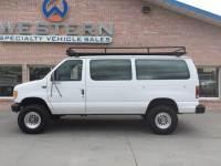 1994 Ford E350 Quigley 4x4 Van