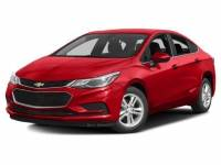 2018 Chevrolet Cruze LT Sedan Front-wheel Drive