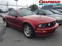 2005 Ford Mustang Coupe V-8 cyl