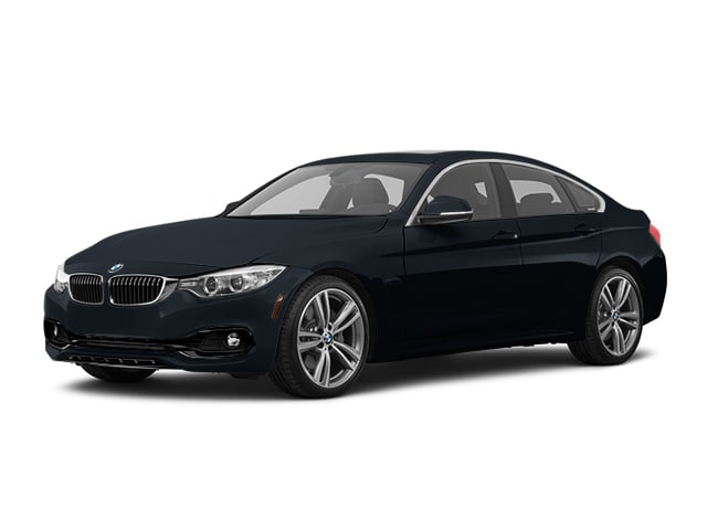 Photo 2018 Certified Used BMW 440i Gran Coupe xDrive Carbon Black For Sale Manchester NH  Nashua  StockB19126A