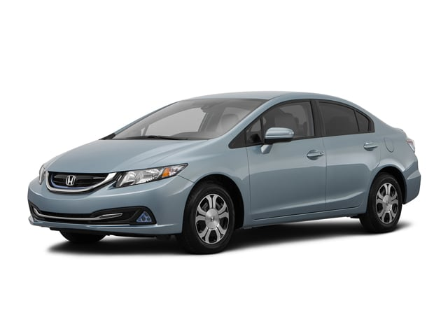 Photo Used 2015 Honda Civic 4dr Sdn L4 CVT in Fort Myers