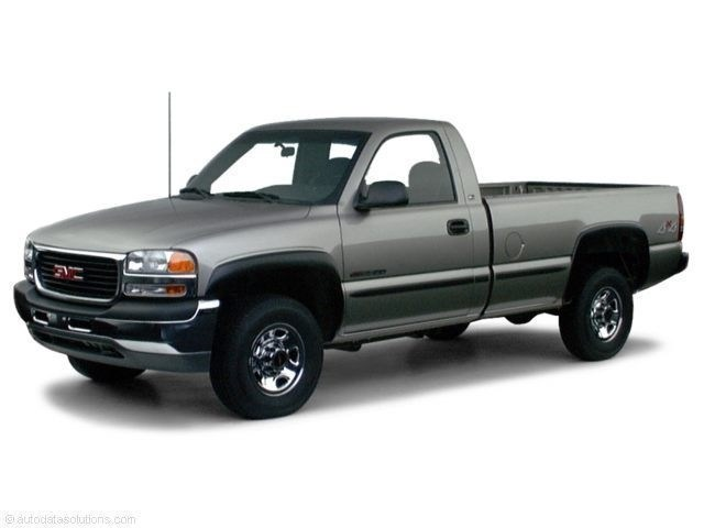 Photo Used 2000 GMC Sierra 2500 Truck Extended Cab for Sale in Sagle, ID