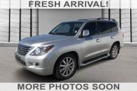 Pre-Owned 2010 Lexus LX 570 570 With Navigation & 4WD