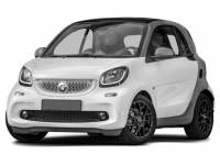 2016 Smart Fortwo Passion Coupe RWD