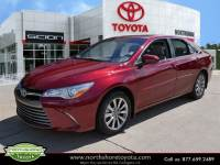 Used 2016 Toyota Camry 4dr Sdn I4 Auto XLE