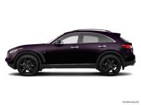 Used 2017 INFINITI QX70 SUV