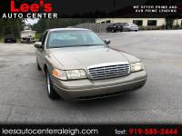 2002 Ford Crown Victoria 4dr Sdn LX
