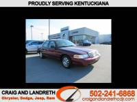 2008 Ford Crown Victoria 4dr Sdn LX