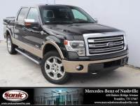2013 Ford F-150 King Ranch 4WD Supercrew 145 in Franklin