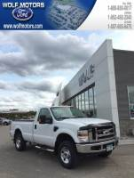 Pre-Owned 2008 Ford F-250 XLT 4WD
