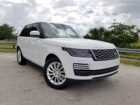 Certified Pre-Owned 2018 Land Rover Range Rover HSE 4WD