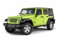 2017 Jeep Wrangler JK Unlimited Unlimited Sport SUV 4x4