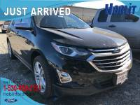 2018 Chevrolet Equinox Premier AWD Turbo w/ Leather & Navigation
